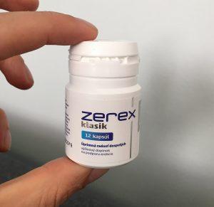 Zerex klasik balenie