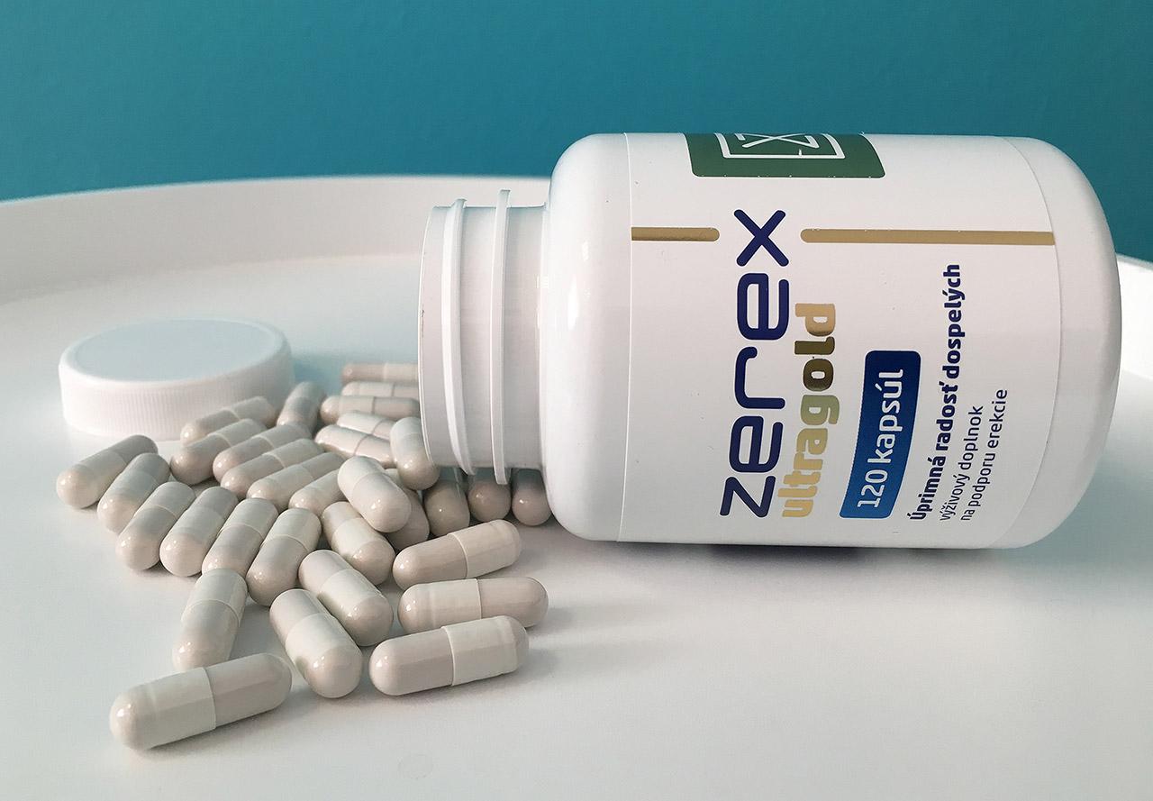 Zerex ultragold tabletky